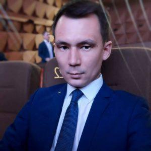 Личная страница Волжина во ВКонтакте