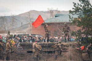 Клуб военно-исторической реконструкции «Забайкальский фронт»
