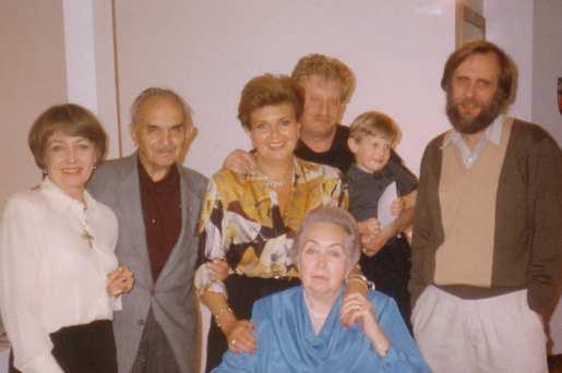 из архива семьи Молчановых