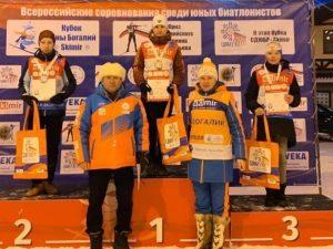 федерации биатлона Забайкальского края