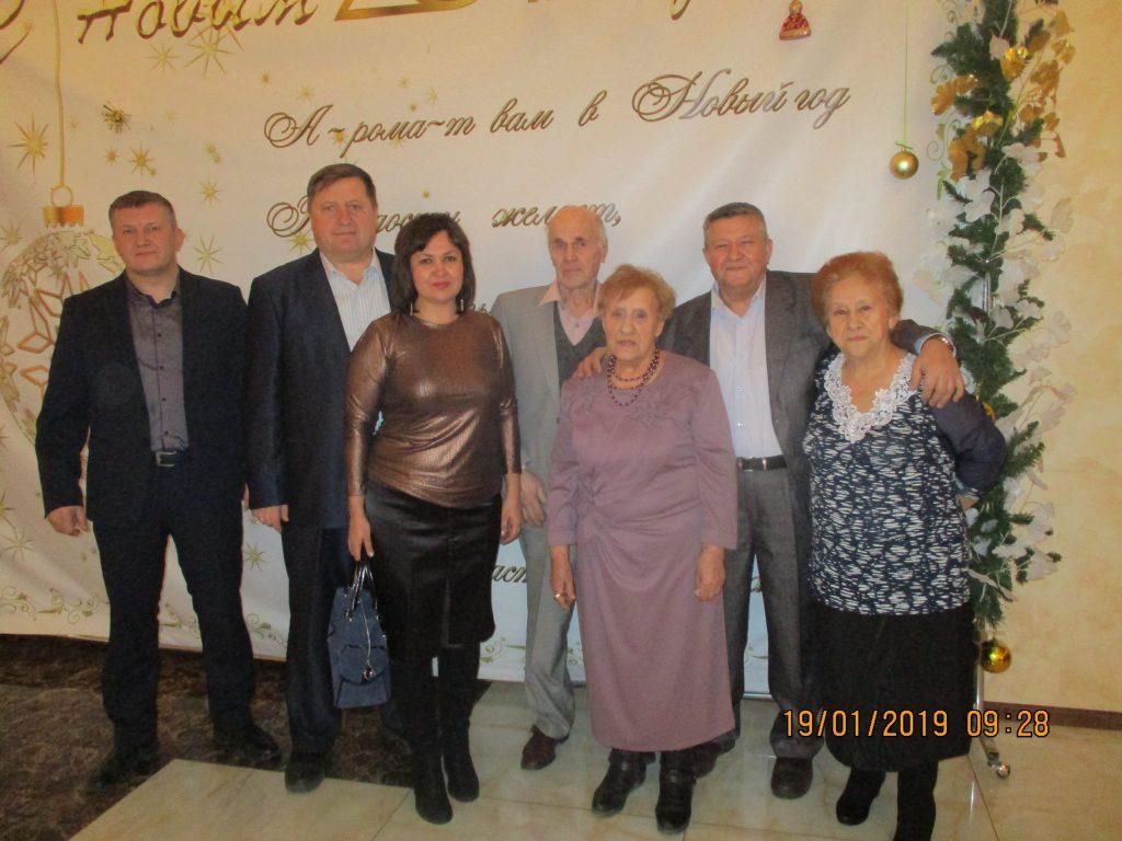 из личного архива семей Пластининых и Назаровых